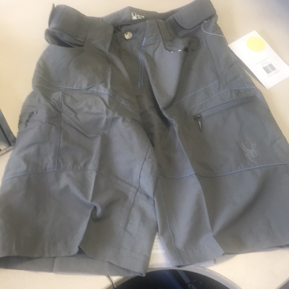5c2491a50a Spyder Bike Cycling Shorts New Padded Relentless NWT
